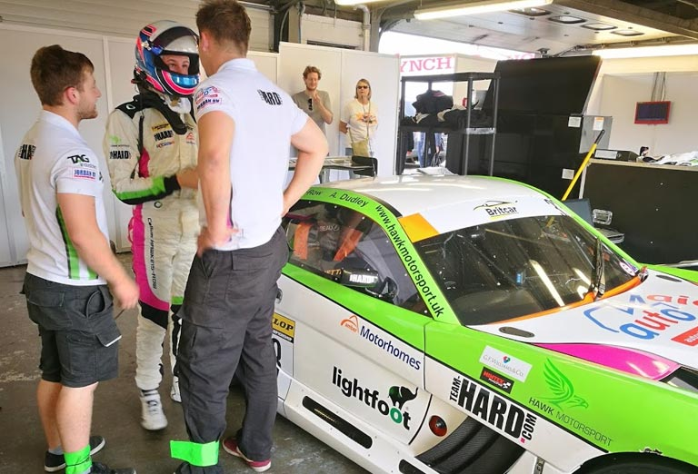 Win two VIP Hospitality tickets to the Brands Hatch BritCar Night Races