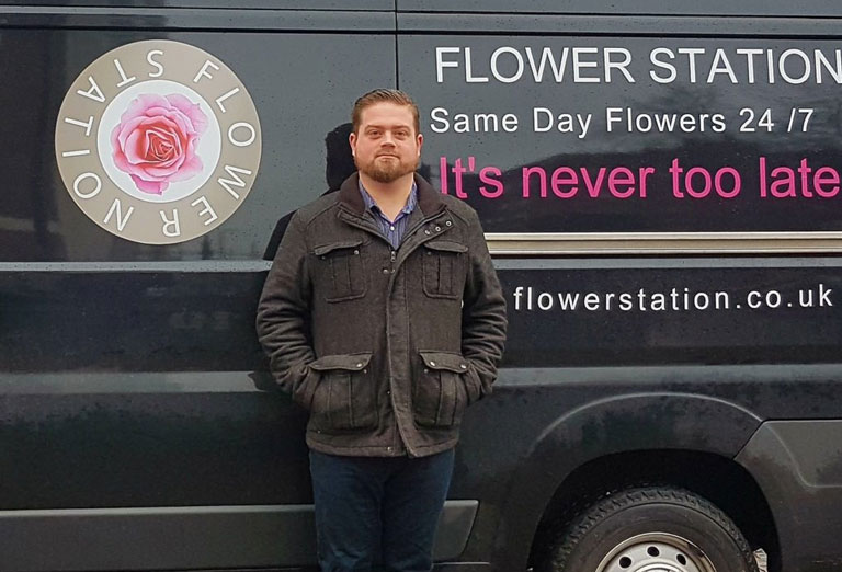 Flower Station becomes the first company to adopt Lightfoot's Vehicle Management package