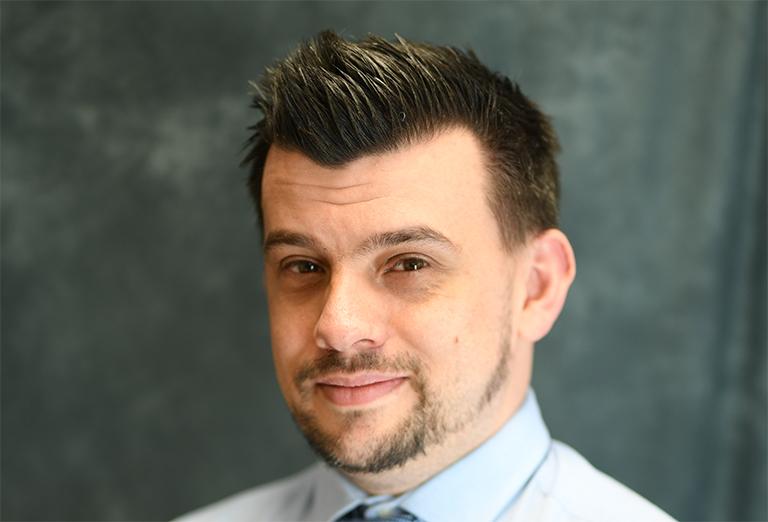 Meet Gareth Kendall, our new Servicing Scheduler!