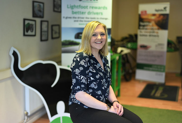 My Lightfoot life – Hannah Bradley, Driver Support Associate