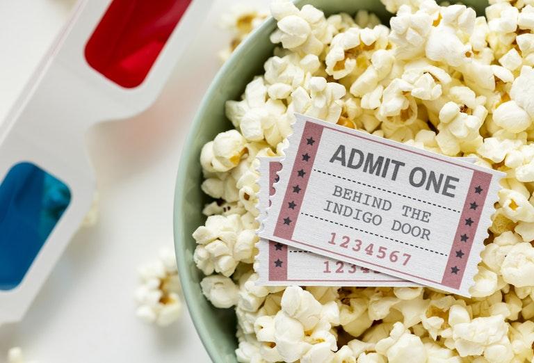 Cinema discounts with Lightfoot Rewards