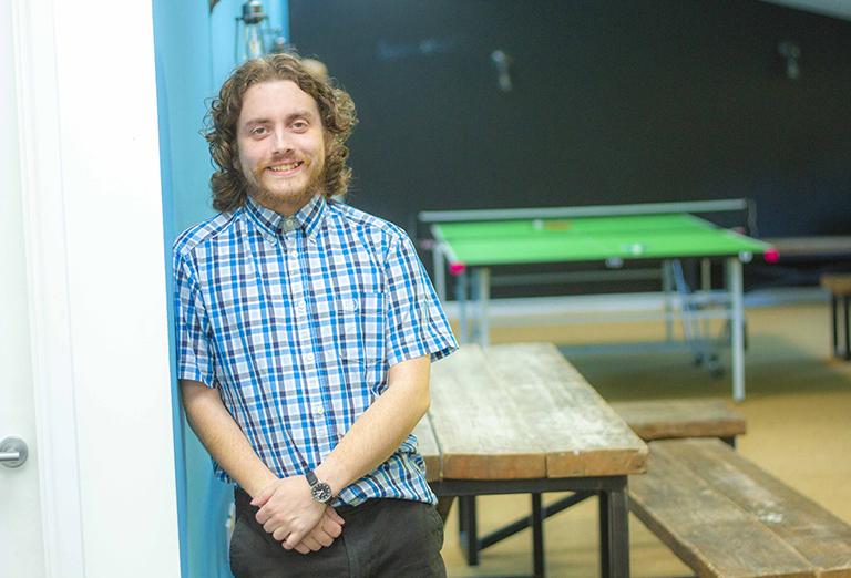 Rob Rolls Embedded Firmware Engineer Lightfoot