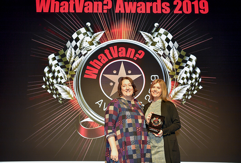 Lightfoot Driver of the Year 2019