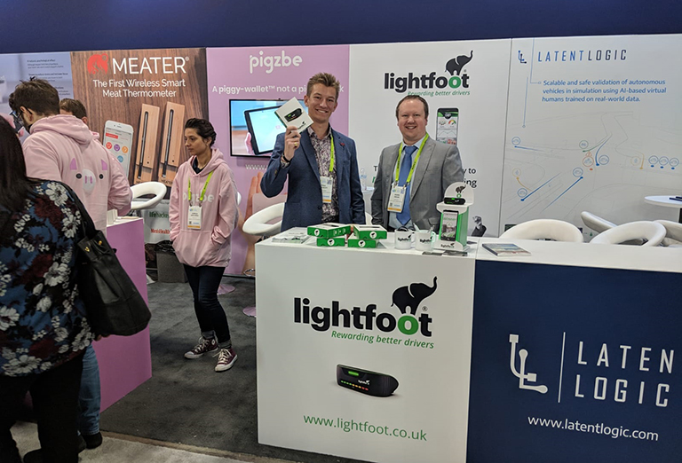 Lightfoot at CES 2019