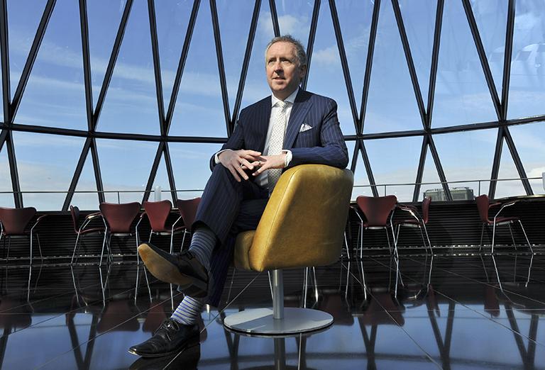 Meet Martin McCourt, our new non-executive Chairman