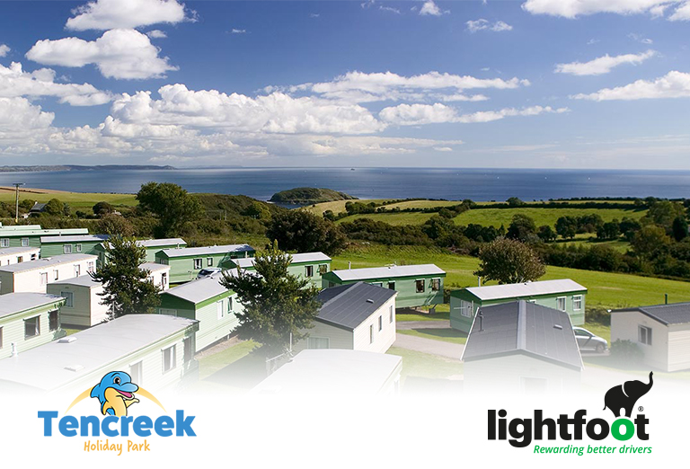 Lightfoot Tencreek Holiday Park Competition