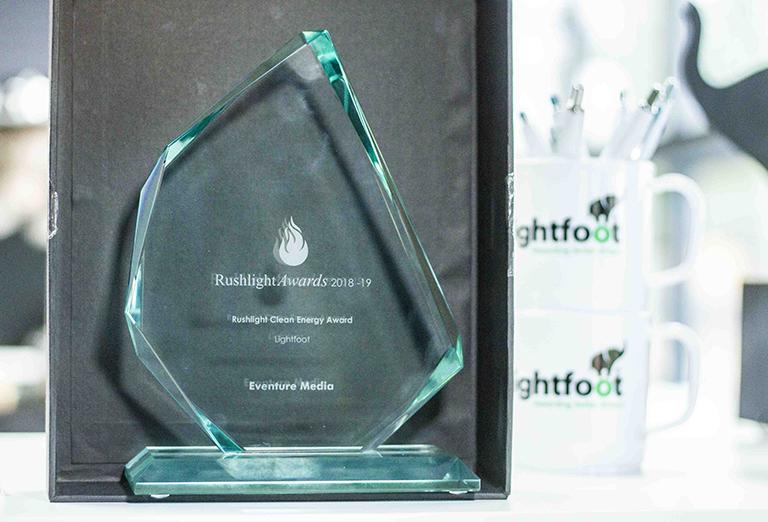 Lightfoot Rushlight Award