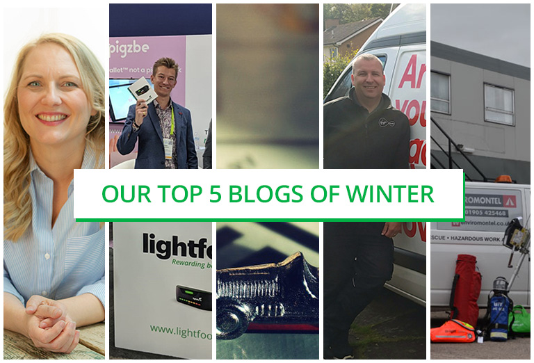 Top 5 blog posts of winter 18/19