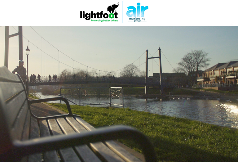 Lightfoot appoints Air Marketing Group to support Breathe Exeter