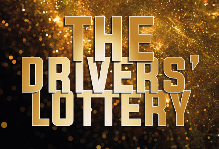 Lightfoot launches The Drivers' Lottery to encourage greener fleet driving