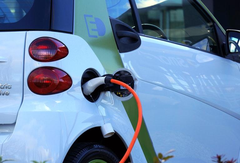 Electric vehicle depreciation