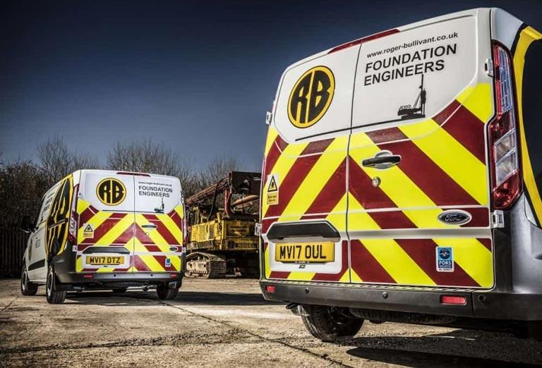 Roger Bullivant Ltd (RB) gains massive benefit from Lightfoot