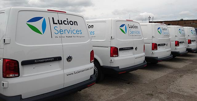 Lucion introduces innovative technology for a safer, greener and more efficient fleet - Lightfoot