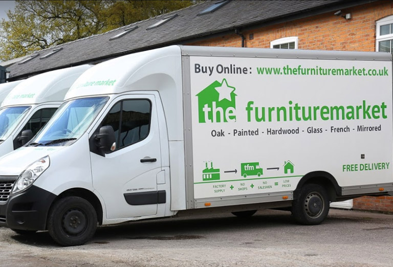 Leading home furniture retailer cuts insurance claims by half